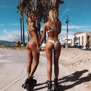 amateur photo Blondes