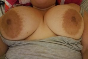 amateur photo IMAGE[Image] close up homegrown tits