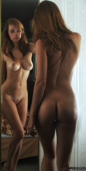 amateur photo Mirror, Mirror....