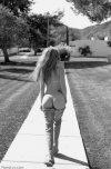 amateur photo Loose jeans