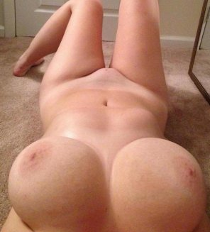 amateur photo Her point of view