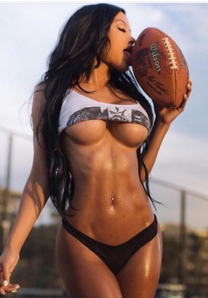 amateur photo Football fan
