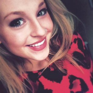 amateur photo Smiling.