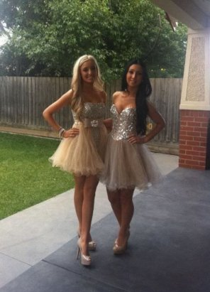 amateur photo Prom Dresses