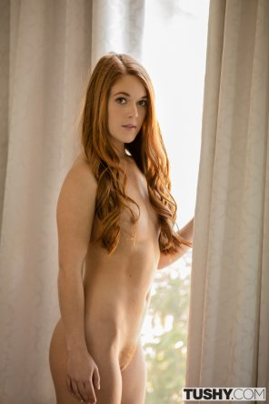amateur photo Ginger babe