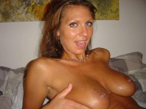 amateur photo Happy Milf