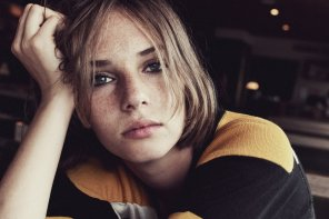 amateur photo Maya Hawke
