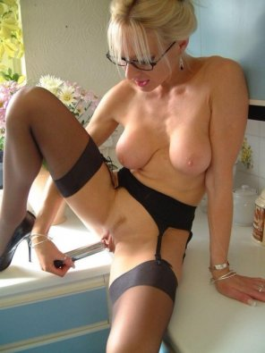 amateur photo Milf playing with herself