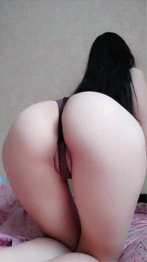 amateur photo Such little panties!