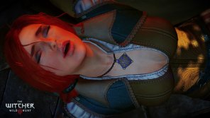 amateur photo Triss Merigold