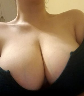 amateur photo Just a Bit Off the Shoulder