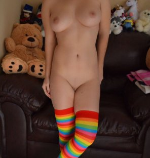 amateur photo Fantastic set of... Socks!