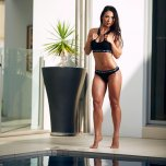 Aussie Fitness Model who impressed Arnold Schwarzenegger