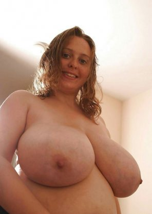 amateur photo Love it when they are so big and heavy