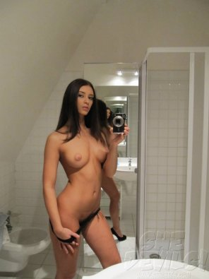 amateur photo Young Amateur Teen Selfshot Private Home Photo