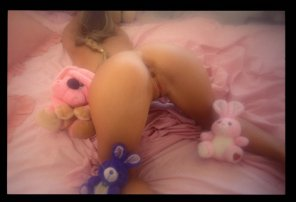 amateur photo Pink & Plush