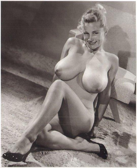 Vintage BustyPetite Porn Photo