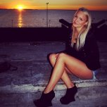amateur photo Great legs