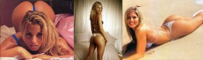 amateur photo Trish Stratus, Stacy Keibler, and Torrie Wilson