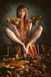 amateur photo Autumn present