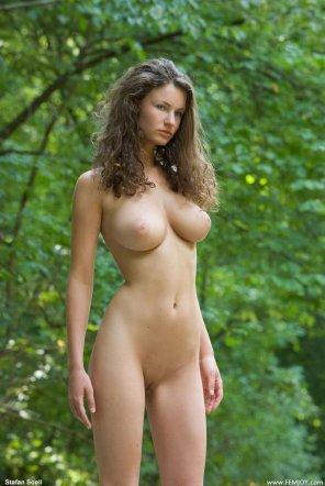 amateur photo Flawless body