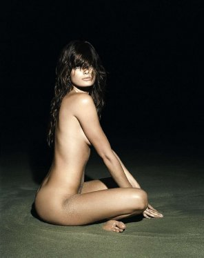 amateur photo Isabeli Fontana