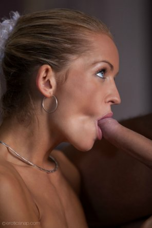 amateur photo Great suction