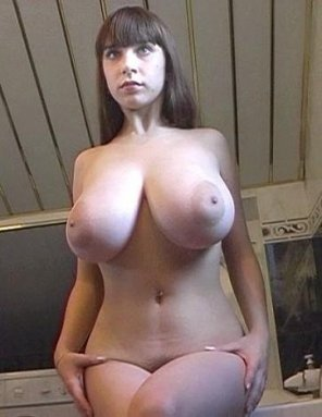 amateur photo Yulia in a trance