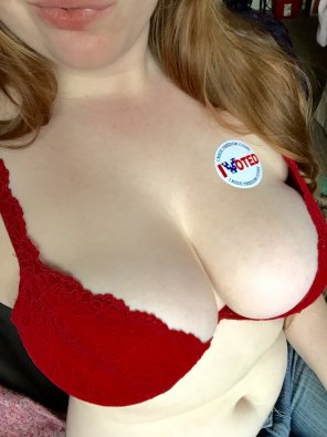 "amateur photo From a couple weeks ago... but ""just doin' my civic duty, sir"" [f]"