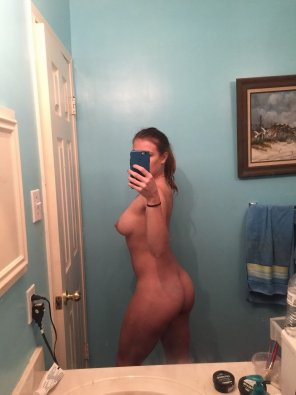 amateur photo Booty Selfies <3