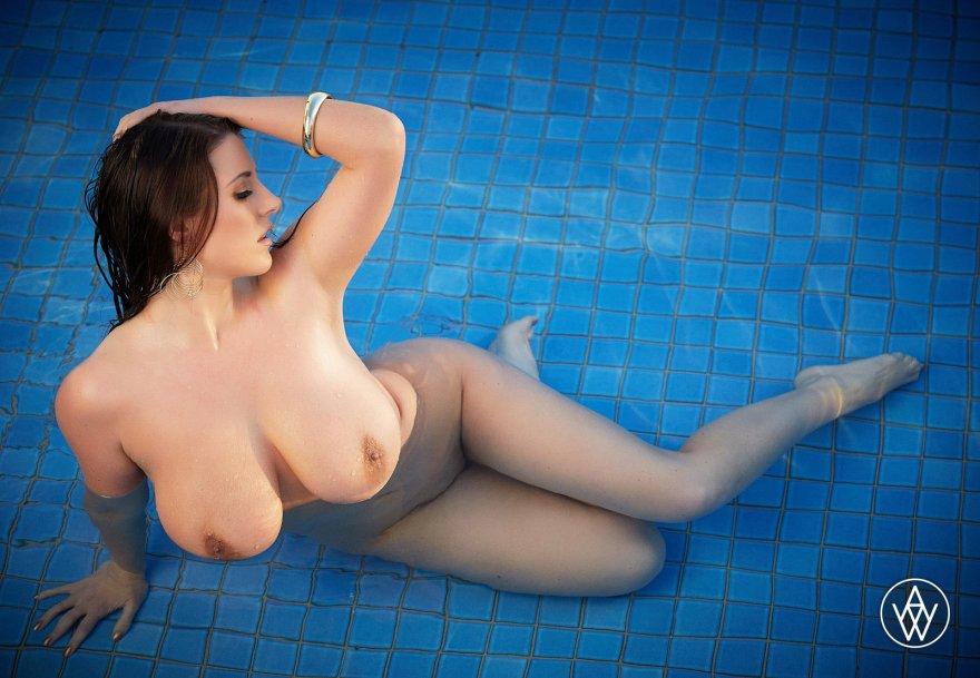 Angela White Porn Photo