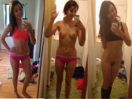 amateur photo Beautiful On/Off/Off Selfies