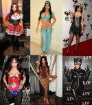 amateur photo Kim Kardashian: Pick her Halloween costume!