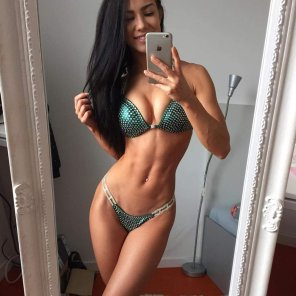 amateur photo Stunning Stephanie Davis selfie