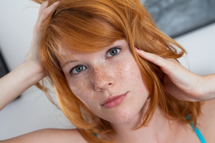 Essence of ginger Porn Photo