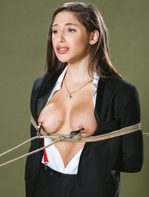 amateur photo Abella Danger Helpless