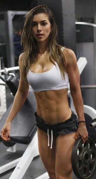 Fit chick porn