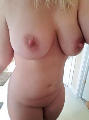 """amateur photo This was my """"good morning"""" text to him"""