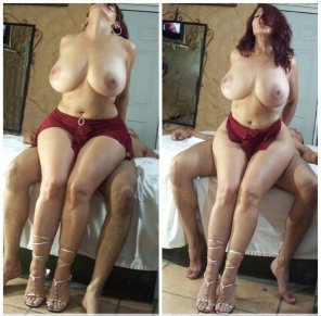 amateur photo Gorgeous MILF Of The Dreams!