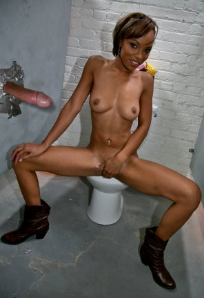 amateur photo black girl gloryhole big cock