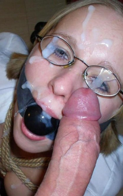 ball gag Porn Photo