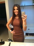 amateur photo Cute brunette