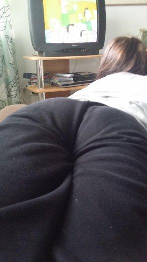 amateur photo Nice juicy ass