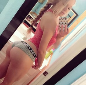 amateur photo Amazing ass and quads