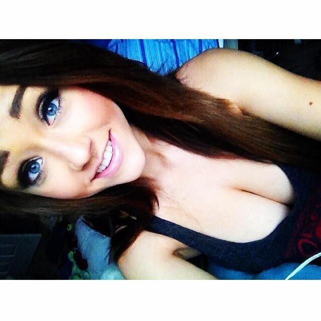 Blue Eyes Porn Photo