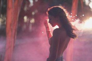 amateur photo Sparkling