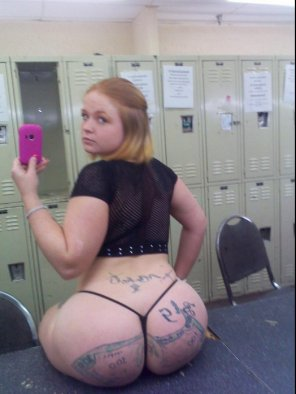 amateur photo PAWG blonde