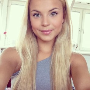 amateur photo Pretty Blonde