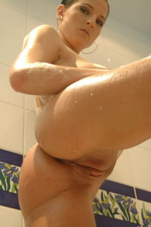 amateur photo Dripping Wet