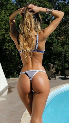 amateur photo Sweet bikini